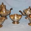Gorham 5 Piece Sterling Silver Tea Coffee Set