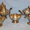Gorham 5 Piece Sterling Silver Tea Coffee Set